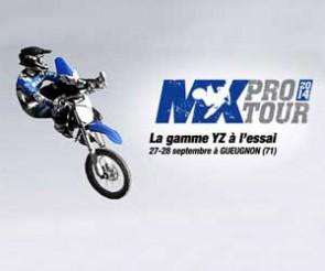 Yamaha MX Pro Tour 2014